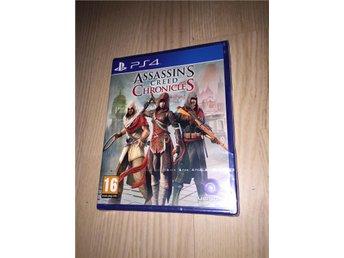 Assassins Creed Chronicles // Ps4 // NY // SNABB FRAKT - örebro - Assassins Creed Chronicles // Ps4 // NY // SNABB FRAKT - örebro