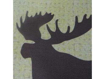 Älg Kudde / Moose Cushion Cover