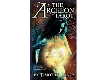 Archeon Tarot Deck 9781572814882