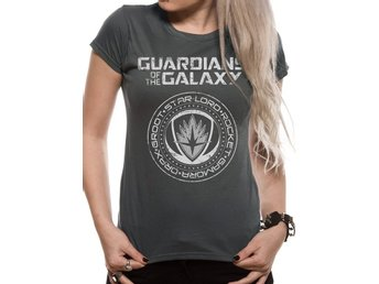 GUARDIANS OF THE GALAXY 2.0 - CREST (FITTED) T-Shirt - X-Large