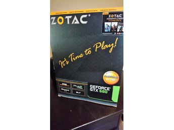 NVIDIA ZOTAC Geforce GTX 680