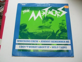 METEORS Johnny remember me +3 psychobilly
