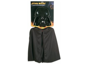 Star Wars Darth Vader Cape/Mask