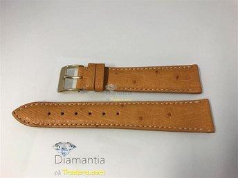 19 mm -- Band av Struts -- ÄKTA -- klockarmband av läder från struts -- NYTT - Boliden - 19 mm -- Band av Struts -- ÄKTA -- klockarmband av läder från struts -- NYTT - Boliden