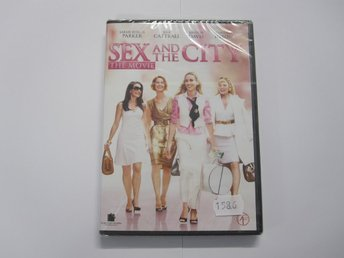 Sex and the city - The Movie - Inplastad