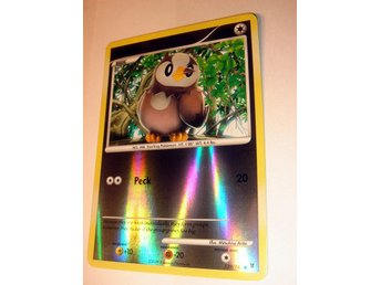 STARLY Lv.5 FOIL HP50  NYTT POKEMON KORT  1029/147