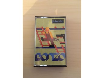Bonzo - Commodore 64 spel.