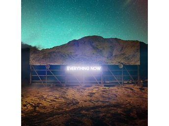Arcade Fire: Everything now 2017 (Night version) (CD)