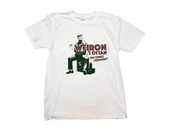 Weiron i ottan / Vit - XL (T-shirt)