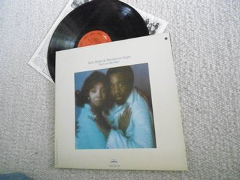 LP : JERRY BUTLER & BRENDA LEE EAGER : THE LOVE WE HAVE, THE LOVE WE HAD 1973