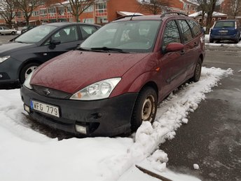 Ford Fucus 2004