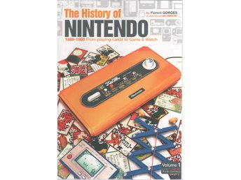 The History of Nintendo: 1889-1980, from playing cards to Game & Watch
