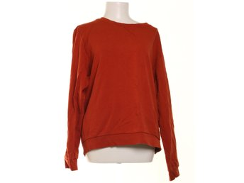 MTWTFSS Weekday, Sweatshirt, Strl: M, Orange
