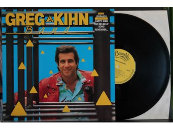 Greg Kihn Band - Greg Kihn Band - LP