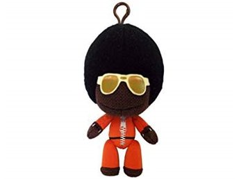 Littlebigplanet - Marvin The Afro Sackboy - Nyckelring (NY)