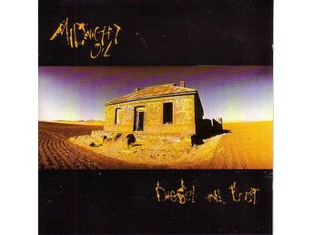 Midnight Oil-Diesel and dust / CD