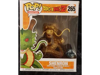 Funko Pop! Animations - Shenron (Golden)  #265