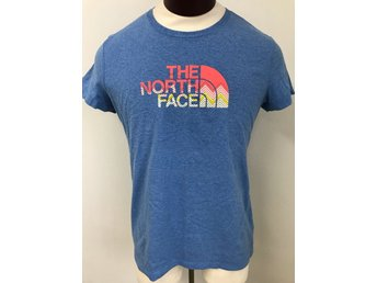 The North Face T-shirt Stl: L (dam)