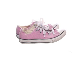 Converse All Star, Tygskor, Strl: 34, Rosa