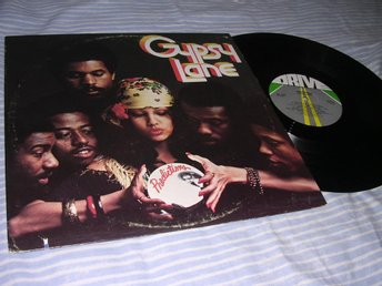 Gypsy Lane - Predictions (LP) US 1978 Funk Boogie Disco EX