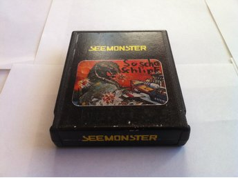 Atari 2600: Seemonster/ Sea Monster