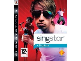 PS3 Singstar + SingStore spel