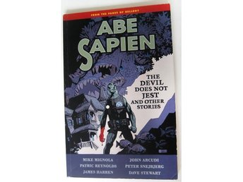 Abe Sapien Volume 2: the Devil Does Not Jest and Others /Mignola/Hellboy/B.P.R.D