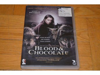 Blood & Chocolate (  Agnes Bruckner Hugh Dancy Olivier Martinez ) 2006 - DVD