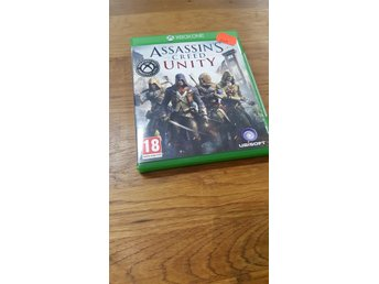 ASSASSINS CREED UNITY XBOX ONE NY