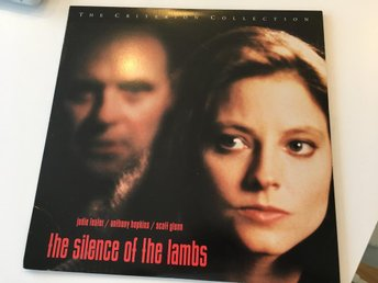 The Silence Of The Lambs - Criterion Collection - Laserdisc - Eslöv - The Silence Of The Lambs - Criterion Collection - Laserdisc - Eslöv