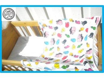 Barbapapa babyfilt med alla karaktärer Utmärkt skick Sällsynt raritet - Västra Frölunda - Barbapapa babyfilt med alla karaktärer Utmärkt skick Sällsynt raritet - Västra Frölunda