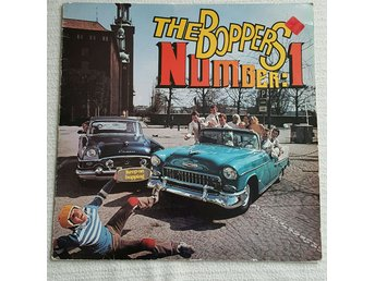 Vinyl The boppers Number 1 Retro