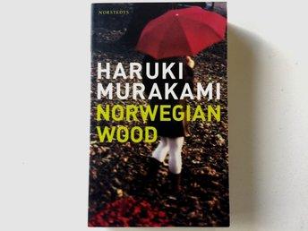 HARUKI MURAKAMI: Norwegian wood (fri frakt!) - Uppsala - HARUKI MURAKAMI: Norwegian wood (fri frakt!) - Uppsala