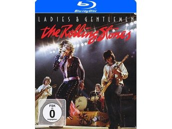 Rolling Stones: Ladies & gentlemen (Blu-ray)