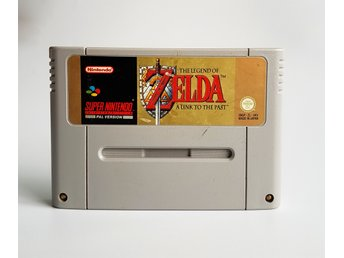 The Legend of Zelda: A Link to the Past - Super Nintendo SNES - PAL