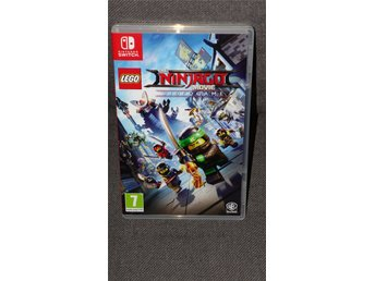 LEGO - The Ninjago Movie Videogame - Nintendo Switch - NYTT