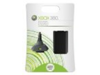 Play & Charge Kit Black