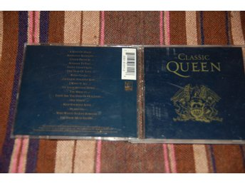 Queen. Classic Queen. Hollywood records,