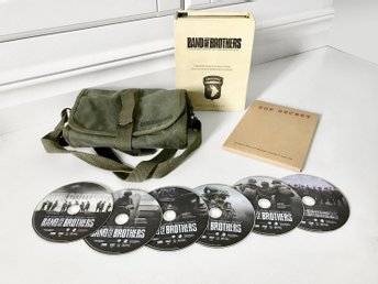 Band of Brothers Field Pack Limited Edition Military Set [DVD]
