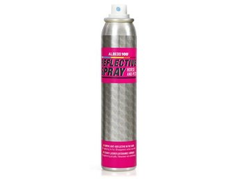 reflexspreay för hundar mm ALBEDO100  REFLECTIVE SPRAY 200 ML HORSE AND PETS