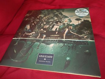 Graveyard - Hisingen Blues LP blå Die hard #51/100 (ghost black sabbath)