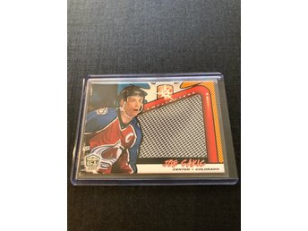 Joe Sakic pacific Dynagon ice 2000 Lamplighters insert