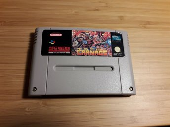 Total Carnage - Super Nintendo, SNES