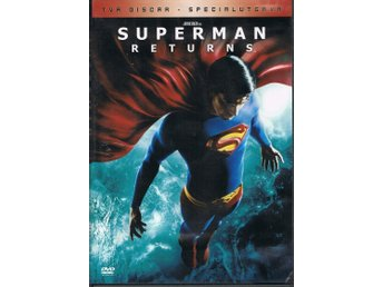 DVD: Superman Returns