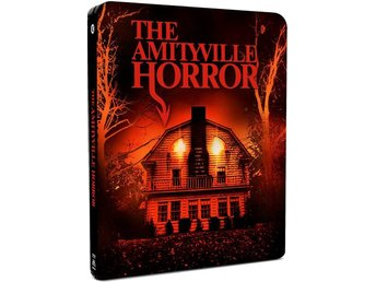 The Amityville Horror - Limited Edition Steelbook Blu-ray