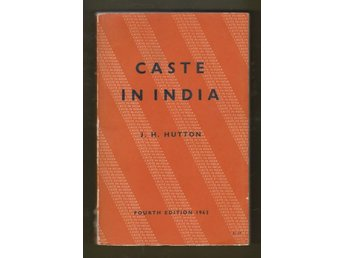 Caste in India. Its Nature, Function, and Origins.