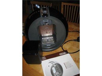 Kapselmaskin, Nescafe Dolce Gusto, DeLonghi. Använd med komplett och funktionell - örebro - Kapselmaskin, Nescafe Dolce Gusto, DeLonghi. Använd med komplett och funktionell - örebro
