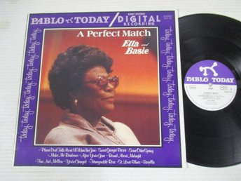 "Ella-Basie ""A Perfect Match"""