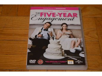 The Five-Year Engagement ( Jason Segel Emily Blunt ) 2012 - DVD