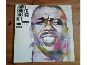 JIMMY SMITH - Greatest Hits - Dubbel LP